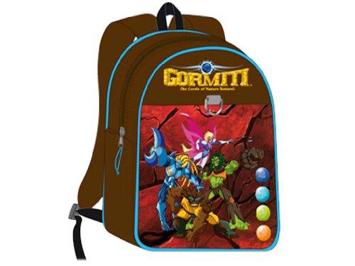 Gormiti blue backpack