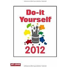 Do-it-yourself Bastelkalender 2012