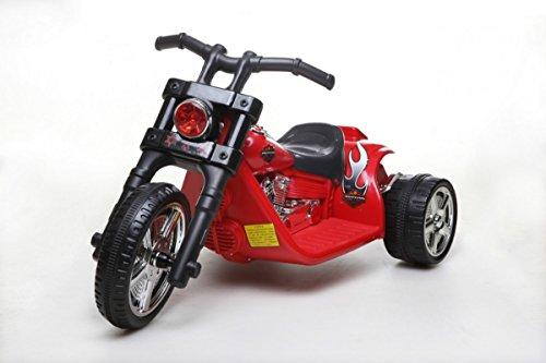 Robix Kindermotorrad CHOPPER Elektro Dreirad Kinderfahrze...