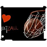 Generic With Basketball 2 For The New Ipad Phone Case Plastics Girl Shatterproof