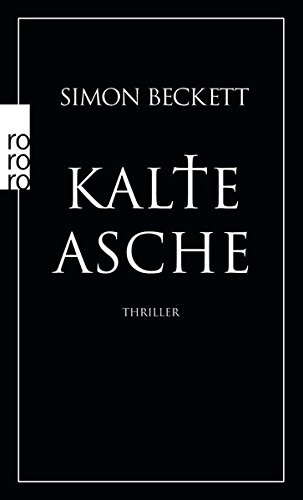 Buchseite und Rezensionen zu 'Kalte Asche' von Simon Beckett