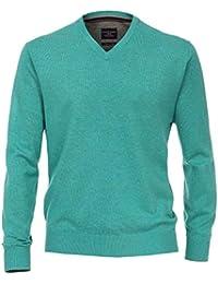 Pullover Camel Active und Casa Moda, 4XL, blau, türkis, grün
