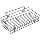 Gehwara Stainless Steel Bathroom Racks and Shelves (12 X 6 X 4-inch)