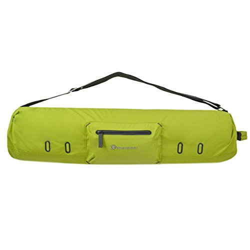 sherpani-spree-yoga-mat-holder-chartreuse-one-size