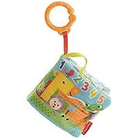 Fisher Price - Mattel Fgj40 Minik Hayvancıklar Yumuşak Aktivite Kitabı
