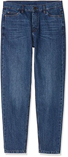 Urban Classics Herren Loose Fit Jeans Denim Baggy Pants TB2204, Gr. W38, Blau (Clean Blue 01401)