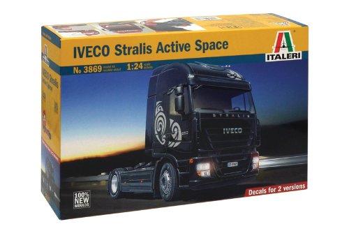 Italeri 3869 - iveco stralis active space model kit  scala 1:24