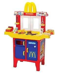 Cuisine McDonald's Mc Drive - 30 accessoires