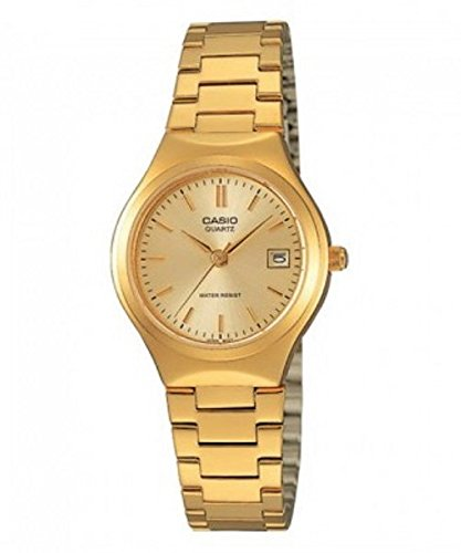 Casio LTP-1170N-9A - Reloj analógico de Cuarzo para Mujer, Correa de