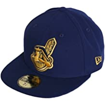 A NEW ERA Era Cleveland Indians Equipo 59 Fifty MLB – Gorra (no Ajustable) 588671eba86