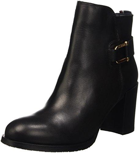 tommy-hilfiger-damen-p1285enelope-8a-kurzschaft-stiefel-schwarz-black-990-40-eu
