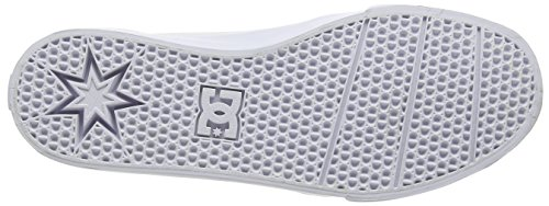 DC Shoes Trase TX M Shoe, Sneakers Basses Mixte Adulte Ivoire - Elfenbein (103)