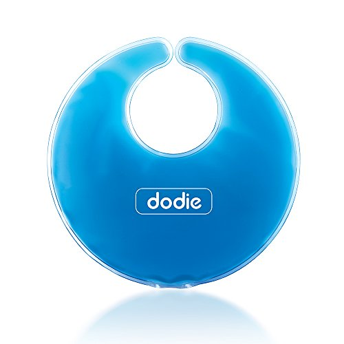 Dodie-2 in 1, caldo/freddo, 2 protezioni per