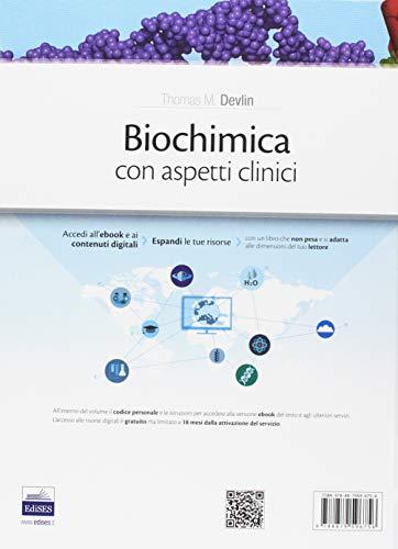 Zoom IMG-1 biochimica con aspetti clinici