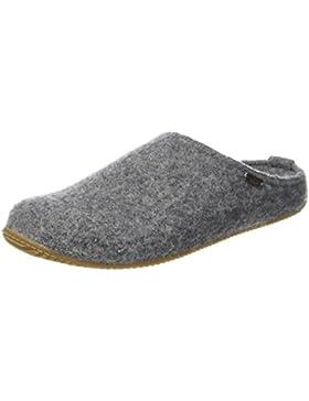Living Kitzbühel Unisex-Erwachsene Walkpantoffel mit Fußbett Hohe Salve Pantoffeln