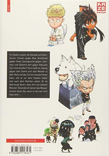 Libro ONE-PUNCH Man 12 di Yusuke Murata, ONE
