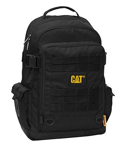 caterpillar-unisex-erwachsene-daypack-schwarz-schwarz