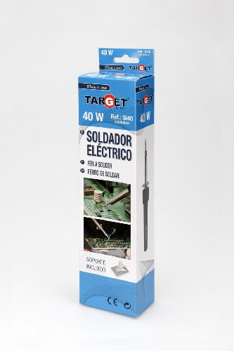 TARGET SI40 - SOLDADOR DE LAPIZ ELECTRONICA 40 W