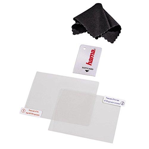 Hama 00053429 - Protector de pantalla (3DS XL, Consola de juegos, Nintendo,...