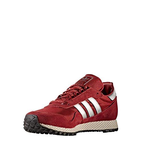 adidas Originals New York, collegiate burgundy-matte silver-mystery red collegiate burgundy-matte silver-mystery red