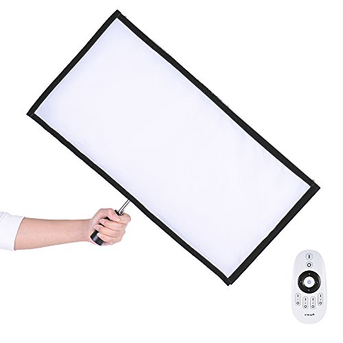 Andoer-Travor-FL-3060-LED-Licht-5500K-CRI90-85W-Max8000LM-Flexible-Tuch-Roll-up-Hand-LED-Video-Fotografie-Film-Fill-in-Light-Panel-mit-Fernbedienung-Untersttzung-4-Gruppen