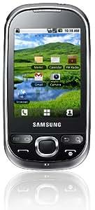 Samsung Galaxy 550 Smartphone (7,1 cm (2,8 Zoll) Display, Touchscreen, 2 Megapixel Kamera) schwarz