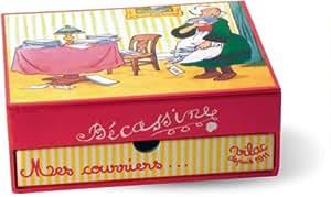 Vilac - Jouets en bois - Boîte à courrier Bécassine