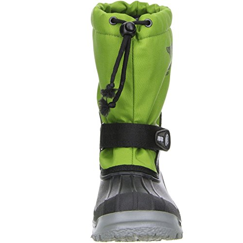 Vista Canada POLAR Kinder Winterstiefel Snowboots herausnehmbarer Innenschuh grün Grün