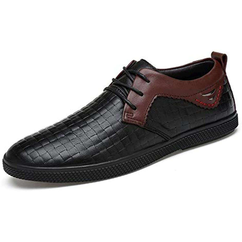 Dundun-Chaussure s 2018 Chaussures Oxford pour Contrastante Hommes d'affaires, Mode décontractée Couleur Contrastante pour Douce Chaussures... - B07KDMJ9L9 - e6bfc0