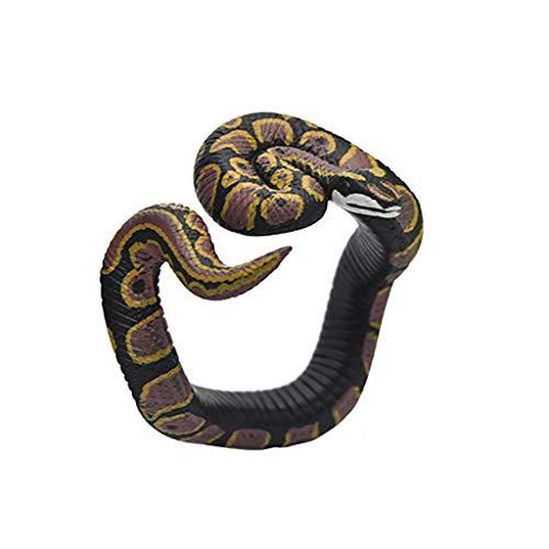 Bibao Vintage Tier-Armband in Schlangenform für Frauen -