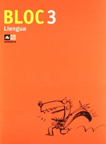 Bloc Llengua 3 (BLOC Llengua catalana) - 9788441213616