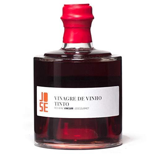 Jose Gourmet Vinagre De Vino Tinto 250ml