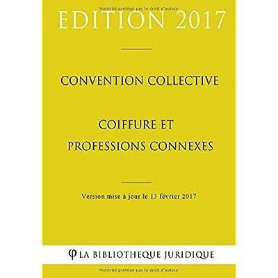 Convention collective Coiffure et professions connexes