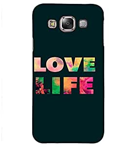 PrintVisa Life Quotes Design 3D Hard Polycarbonate Designer Back Case Cover for Samsung Galaxy J2