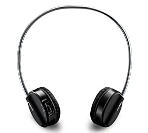 651031f7e75 Electronics; ›; Headphones; ›; Rapoo Bluetooth Stereo Fashion Headset H6020  (Black)