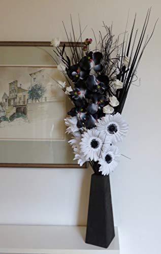 Ramo de flores secas artificiales