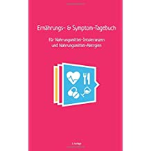 Ernährungs- und Symptom-Tagebuch (pink): für Nahrungsmittel-Intoleranzen und Nahrungsmittel-Allergien