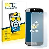 2x BROTECT Matte Protector Pantalla para Acer Liquid Jade S55 Protector Mate, Película Antireflejos