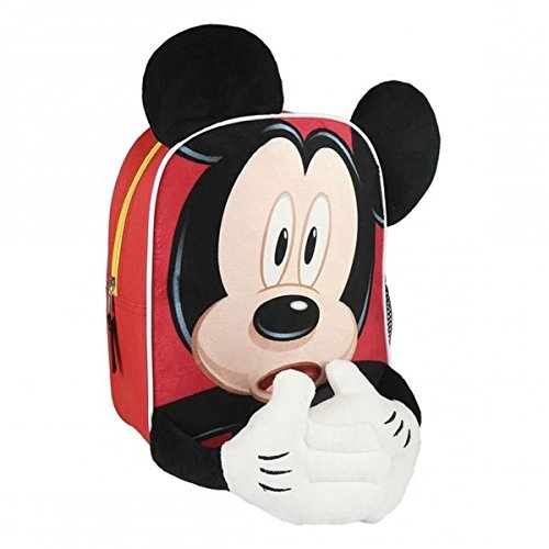 Mickey Mouse CD-21-2202 2018 Mochila Tipo Casual, 40 cm, 1 litro