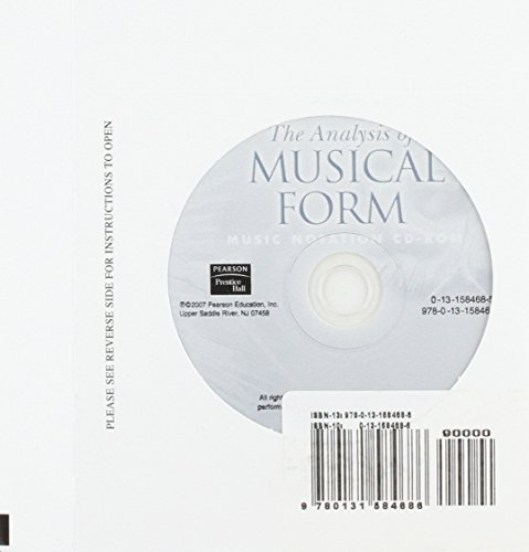 The Finale Files for Analysis of Musical Form