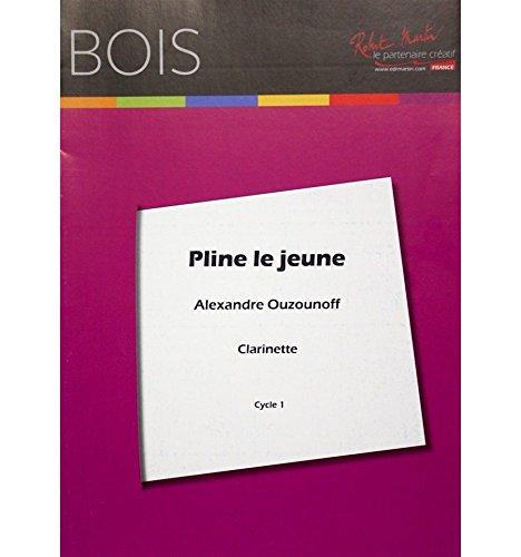 Plinio El Joven–Alexandre Ouzounoff–Clarinete