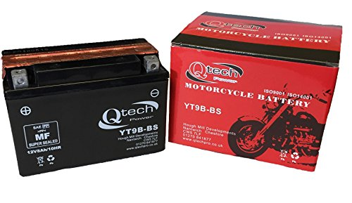 Yamaha YZF R6 Motorcycle Battery Bike YT9B-BS YT9B4 for sale  Delivered anywhere in UK