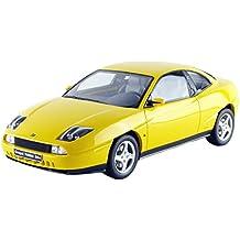 Otto Mobile Fiat Copa Turbo 1995, ot644, amarillo, en miniatura (escala 1