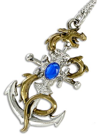 drakes-leviathan-for-luck-and-fearlessness-lost-treasures-of-albion-pendant-necklace-collection-by-l