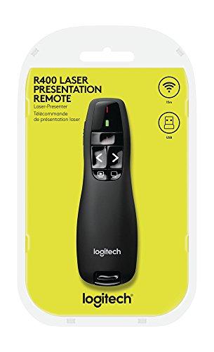 Logitech R400 Presenter schnurlos (deutscher Sprachgebrauch) - 6