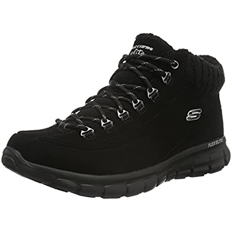 Skechers (SKEES) Synergy-winter Nights - Zapatillas de deporte Mujer