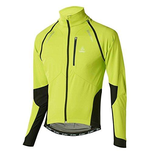 LÖFFLER He. Bike Zip-Off Jacke 'San Remo' Windstopper Softshell Lig