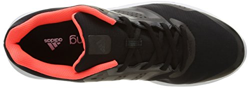 adidas Herren Duramo 7 Atr Laufschuhe Noir (Core Black/Night Met/Solar Red)
