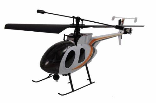 Nine Eagles Bravo SX 4-Kanal RC Hubschrauber - 2