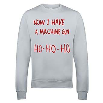 die ho ho ho machine gun